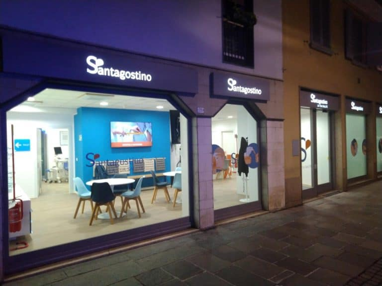 Centro Sant'Agostino Via Larga